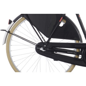 Ortler Van Dyck - Vélo hollandais - noir